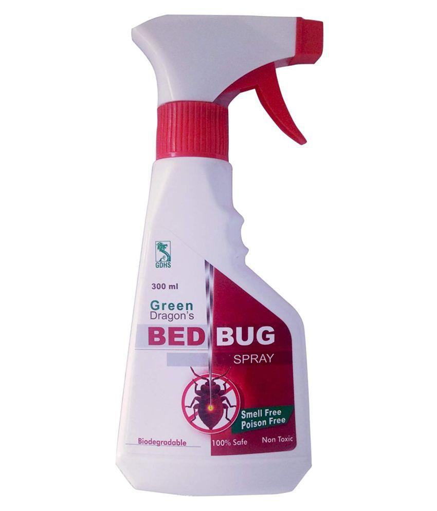 Green Dragon's Biodegradable Bed Bug Spray 300ml