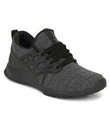 efd583bb76 Black Sports Shoes for Men: Buy Men's Black Sports Shoes Online at ...