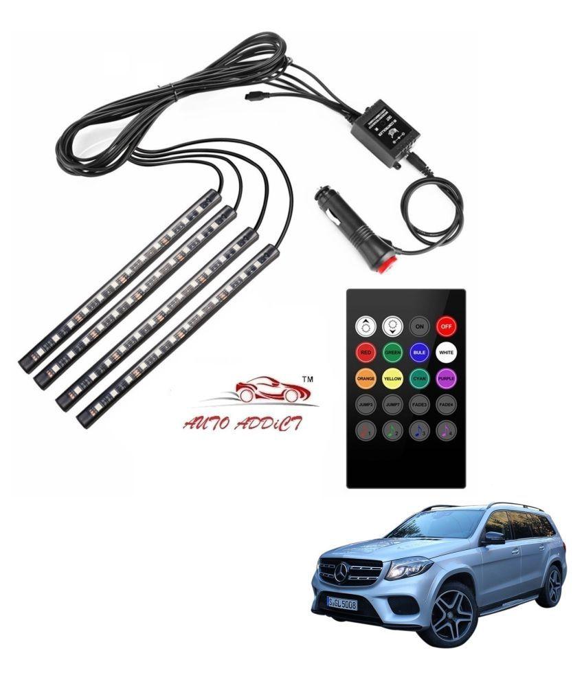 Auto Addict LED Strips Multicolour