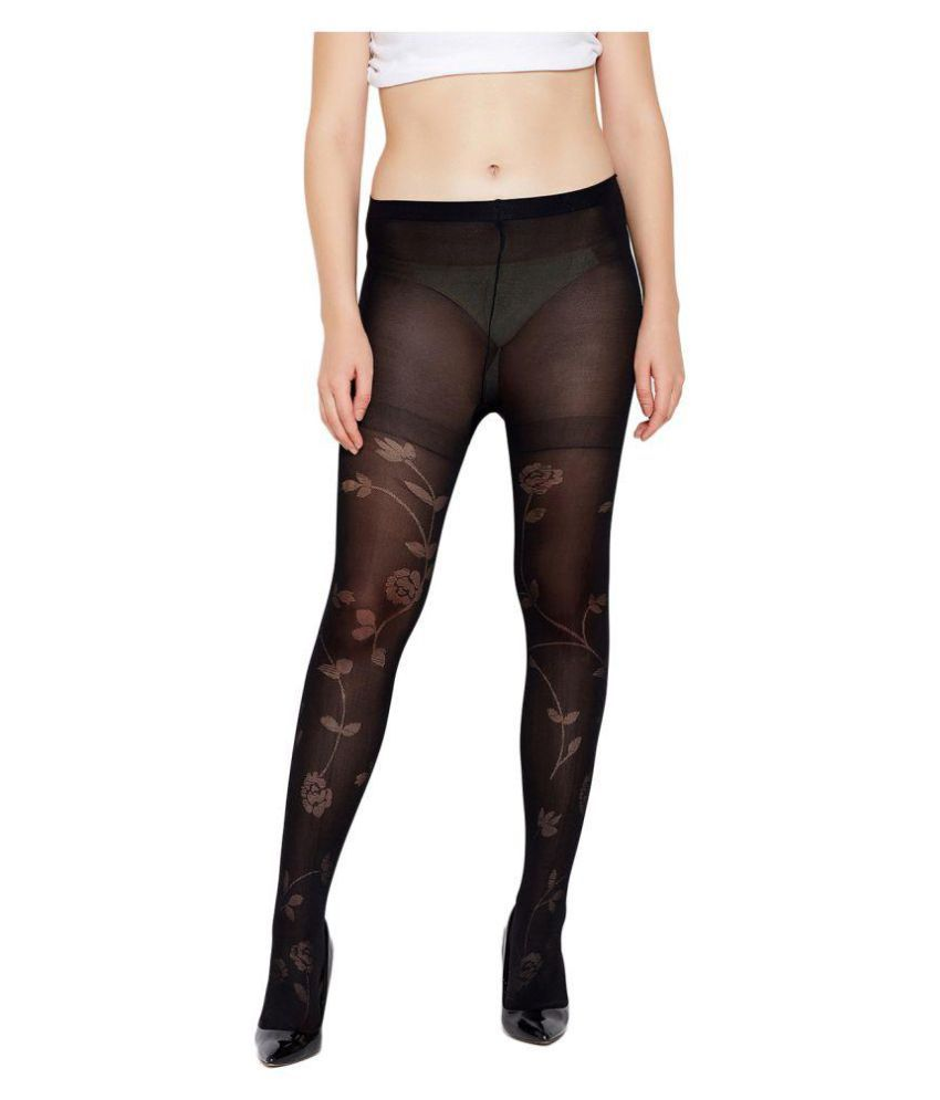 c75165c52 Golden Girl Opaque Self Design Stockings for Womens: Buy Online at Low  Price in India - Snapdeal