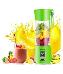 J.K. USB Electric Fruit Juicer Multicolor Manual Juicer
