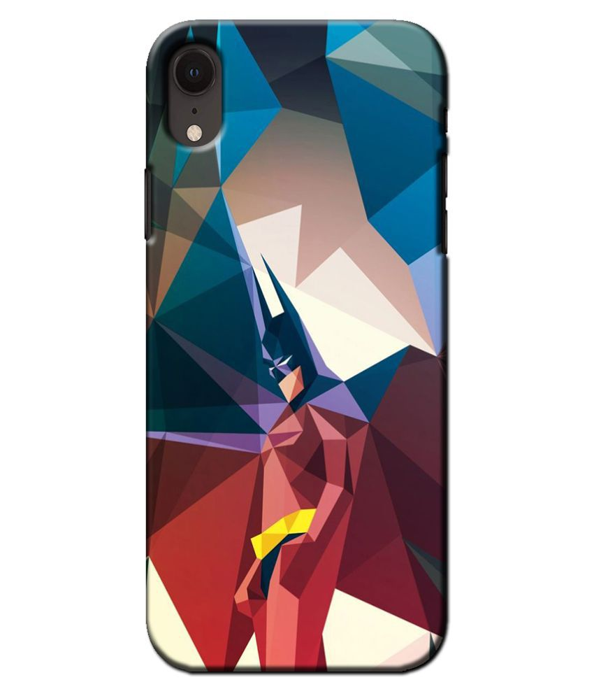 Apple iPhone XR Printed Cover By Case king Lifetime Print