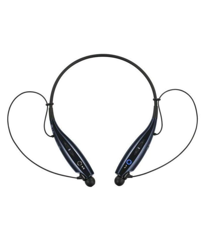 68acd6363fa Jack Blue HBS730 Bluetooth Headset - Black - Bluetooth Headsets ...