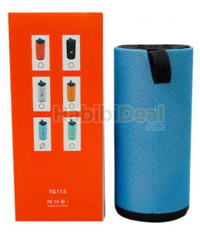 wellking TG113 Super Wireless BT Speaker Best Sound Quality ( Wireless )