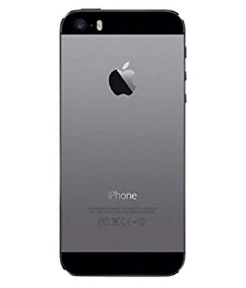 sale retailer d35c5 bbba4 ORIGINAL IPHONE 5S FULL BODY BACK PANEL(COLOR BLACK)
