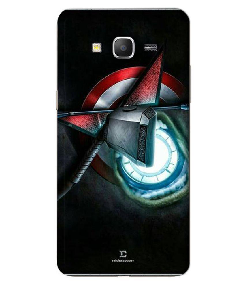Samsung Galaxy On7 Printed Cover By GV GODESHWARAM