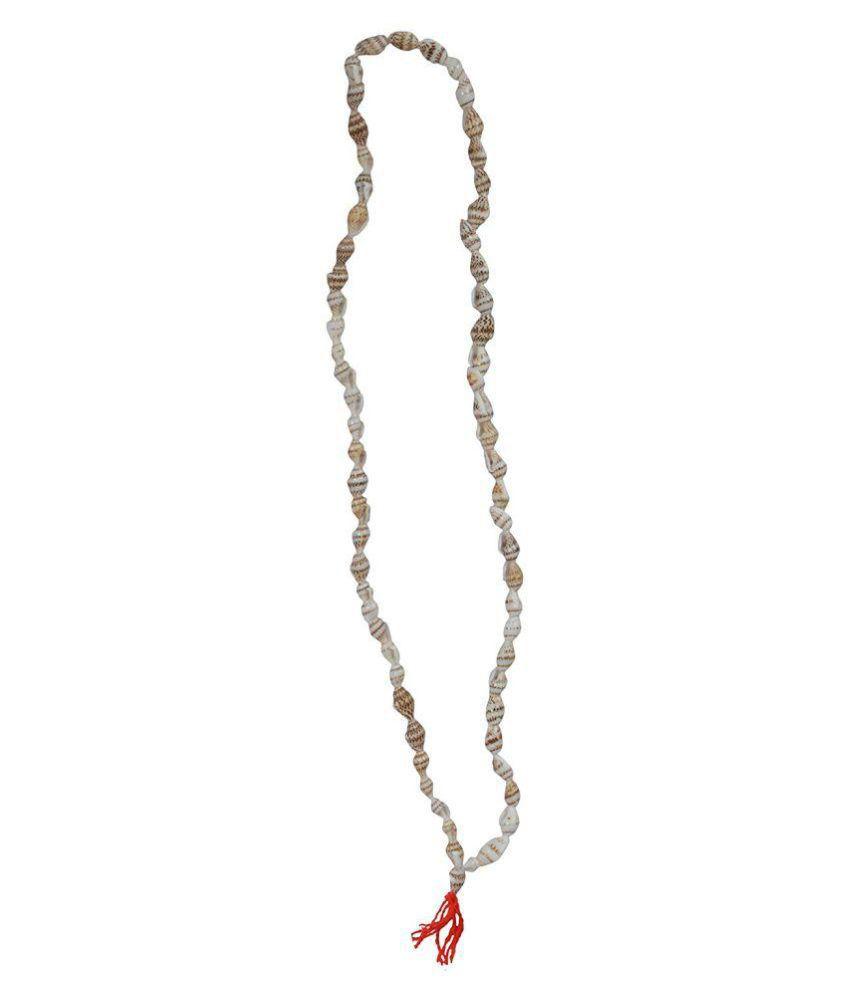 Rebuy Shankh Mala (conch necklace) for Lakshmi Puja - Power