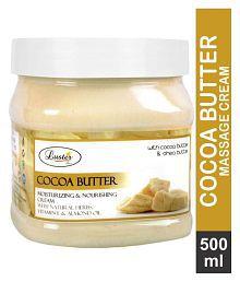 Luster Cocoa Butter Moisturizing & Nourishing Massage Cream