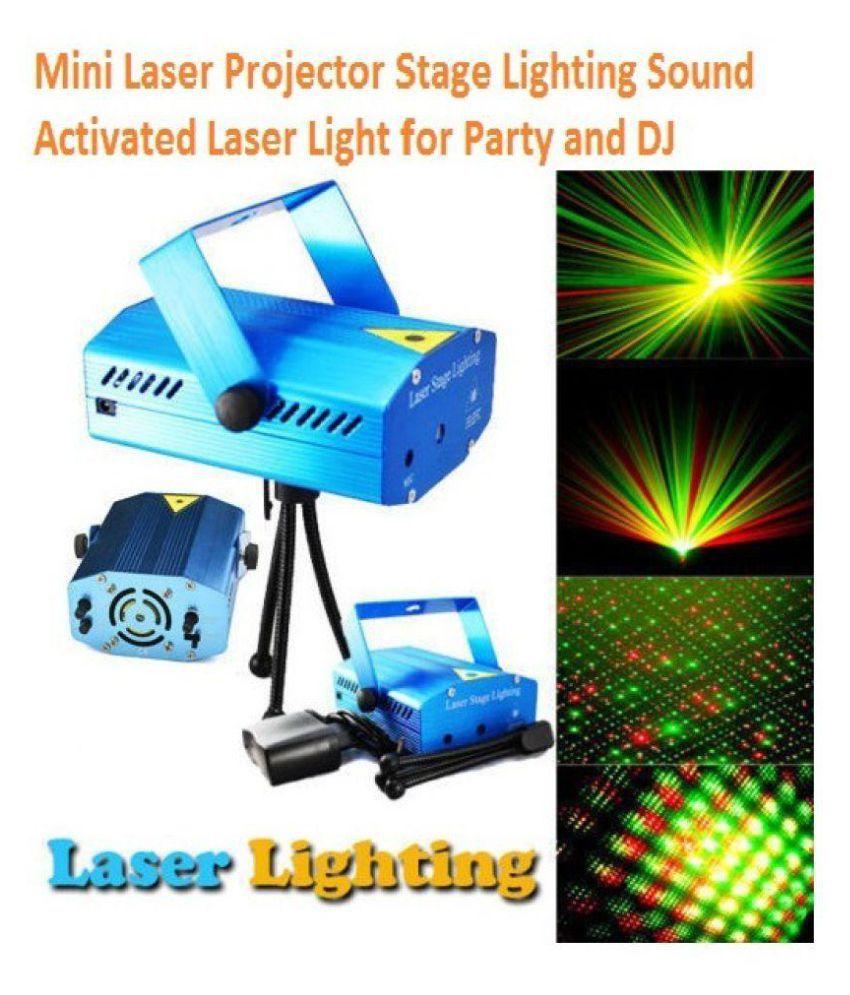 MLD DJ Lights