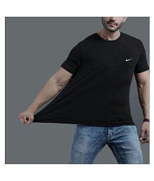 23670095fa3 Quick View. Nike Black Half Sleeve T-Shirt