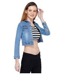 9240f43178 Jackets For Women UpTo 70% OFF: Outerwear & Jackets Online at Best ...