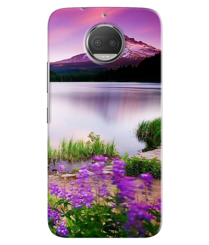 Moto G5s Plus Printed Cover By HI5OUTLET