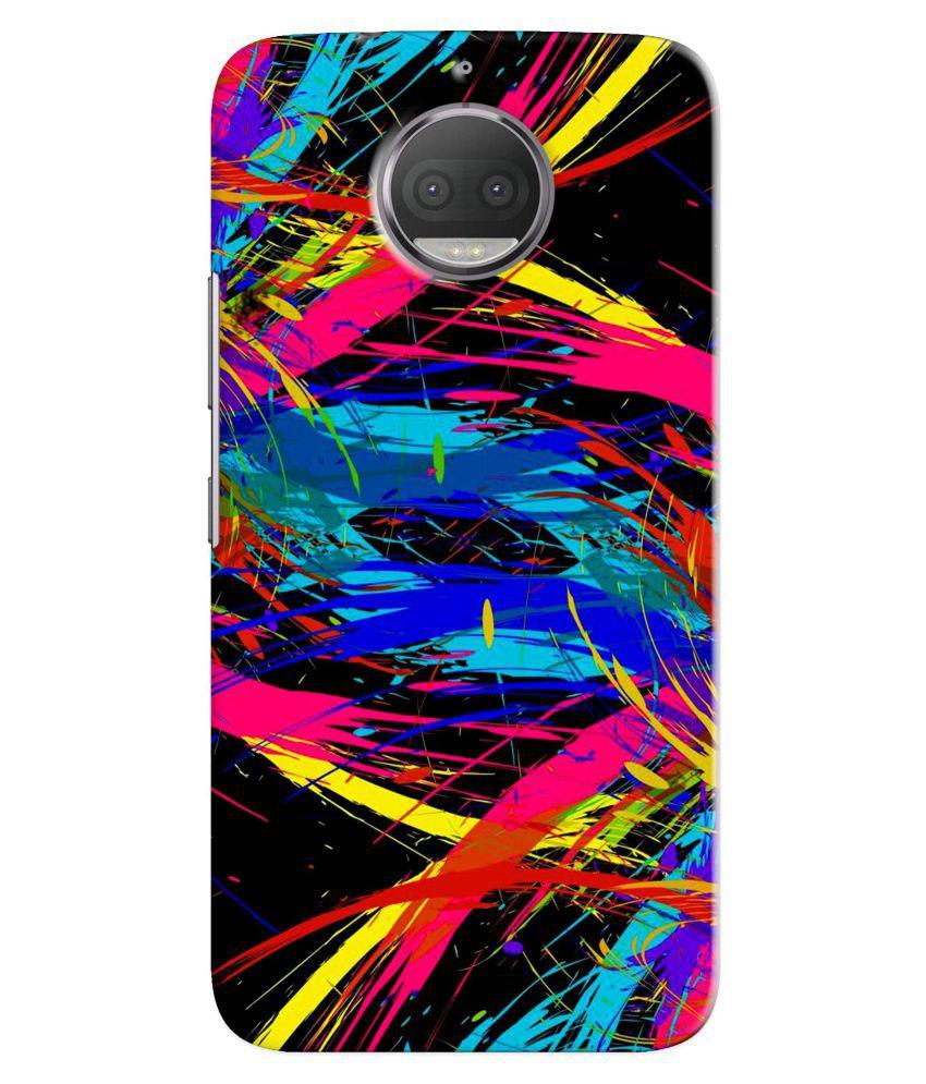 Motorola Moto E5 Plus Printed Cover By HI5OUTLET