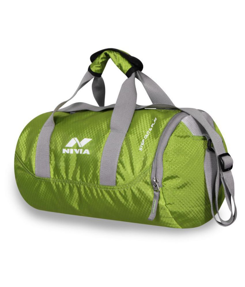 f9e37fade0 Nivia Medium Polyester Gym Bag - Buy Nivia Medium Polyester Gym Bag ...