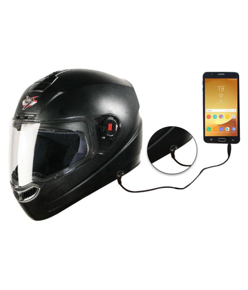 Steelbird SBA-1 7Wings - Full Face Helmet Black L