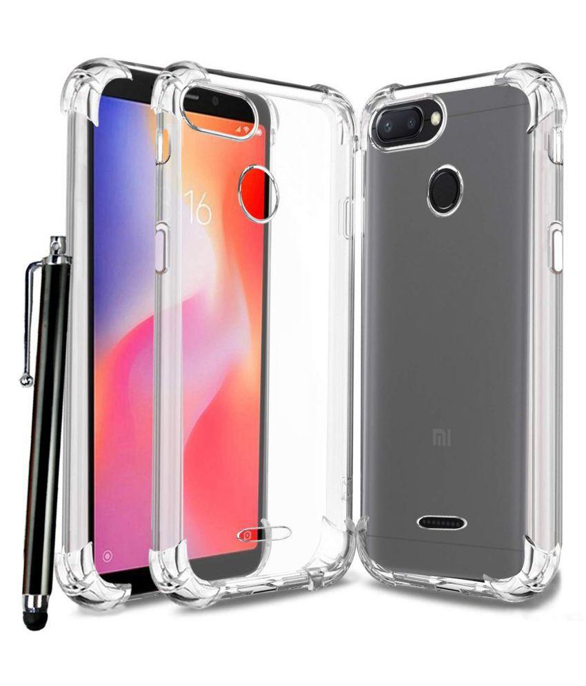 check out ab687 58820 XIAOMI MI 6 Cover Combo by N+ INDIA