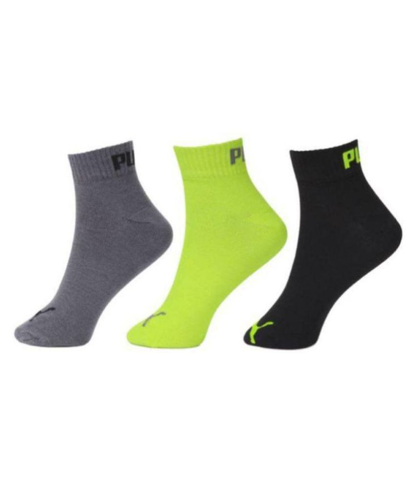 b4d0513c1 Puma Multi Casual Ankle Length Socks: Buy Online at Low Price in India -  Snapdeal