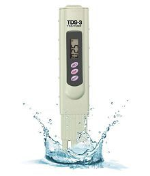 TechTest Water Quality Tester with Case TDS Meter