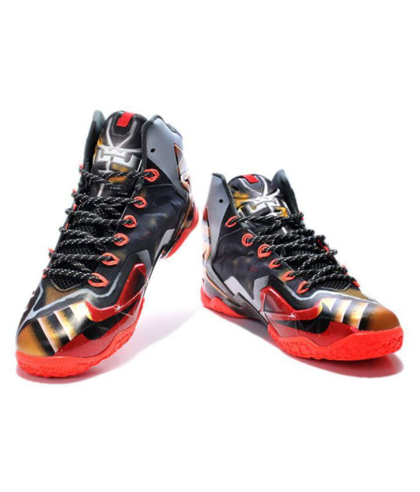 badbf26ac94 Nike Red Basketball Shoes - Buy Nike Red Basketball Shoes Online at ...