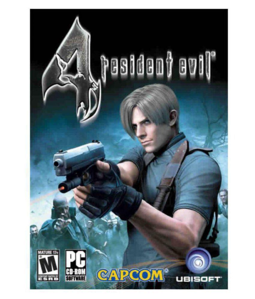 Resident Evil 4 (Offline) ( PC Game )