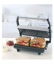 Borosil PRIME GRILL 700 Watts Toaster & Griller