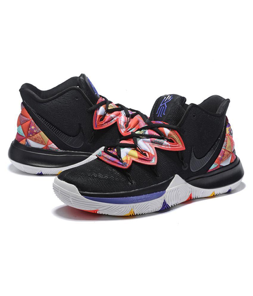 purchase cheap 29fb1 20370 Nike Kyrie 5 GS  CNY  2019 Black Basketball Shoes - Buy Nike Kyrie 5 GS   CNY  2019 Black Basketball Shoes Online at Best Prices in India on Snapdeal