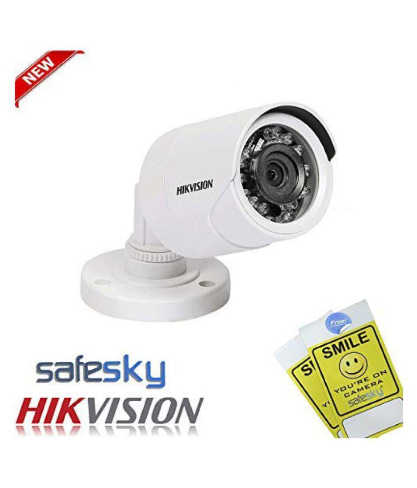 339c0b180 Hikvision DS-2CE1ADOT-IRP Analog Bullet 2MP Camera Price in India - Buy Hikvision  DS-2CE1ADOT-IRP Analog Bullet 2MP Camera Online on Snapdeal