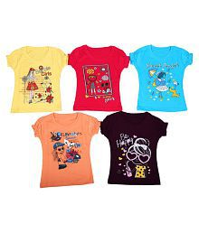 d1cd4b31 Girls Tops: Buy Girls Tops, Shirts, T-shirts Online at Best Prices ...