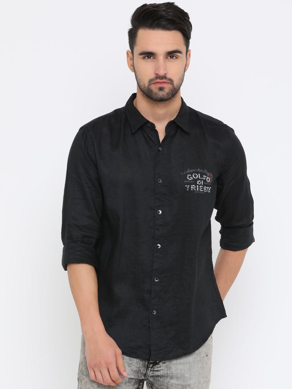 Showoff Linen Shirt