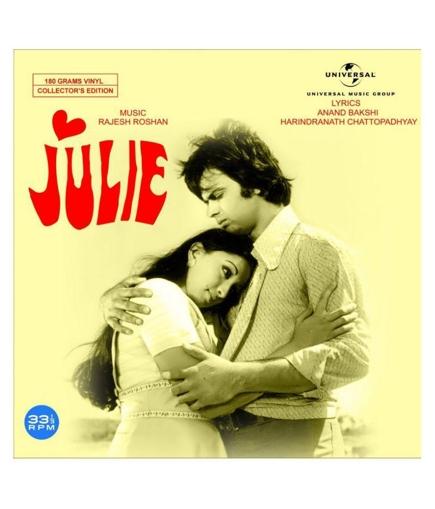 JULIE ( Vinyl )- Hindi: Buy Online at Best Price in India - Snapdeal