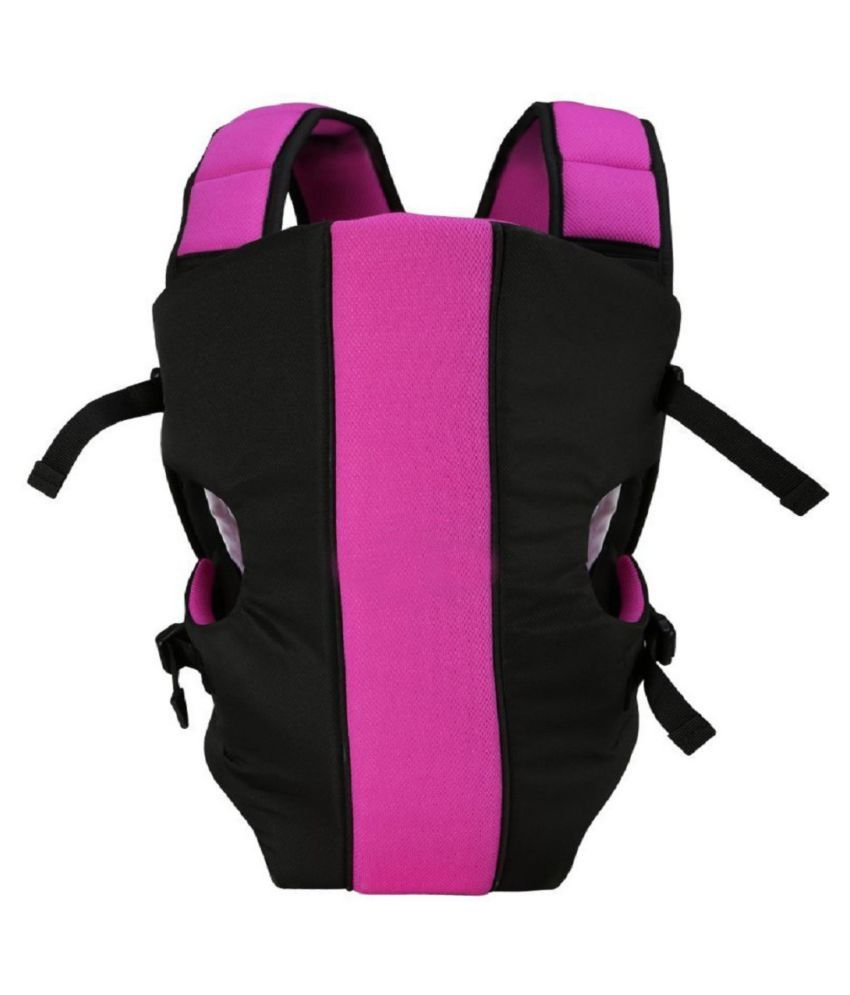 Welo Pink Cotton Baby Wrap cum blanket ( 200 cm × 130 cm - 1 pcs)