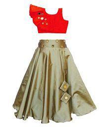 a286d00ec9fc Girls Ethnic Wear  Buy Girls Ethnic Wear Online at Best Prices in ...