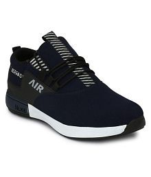 WHITE WAlKERS Blue Casual Shoes