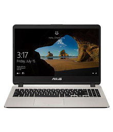 "ASUS X507 ( Core i3-7th Gen /4 GB/ 1TB HDD / 15.6"" FHD/ Windows 10 ) Thin and Light X507UA- EJ313T ( Icicle Gold /1.68 kg)"