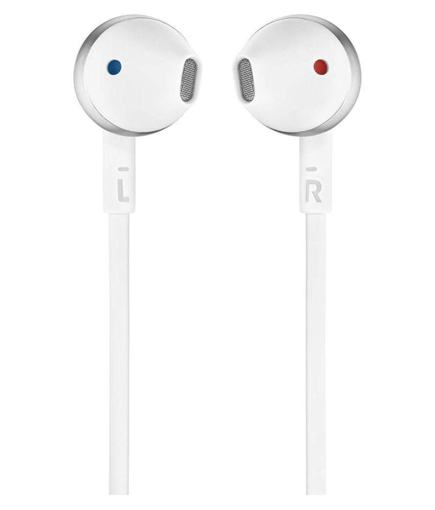 0121d683ca9 JBL T205 In Ear Wired Earphones With Mic - Buy JBL T205 In Ear Wired  Earphones With Mic Online at Best Prices in India on Snapdeal