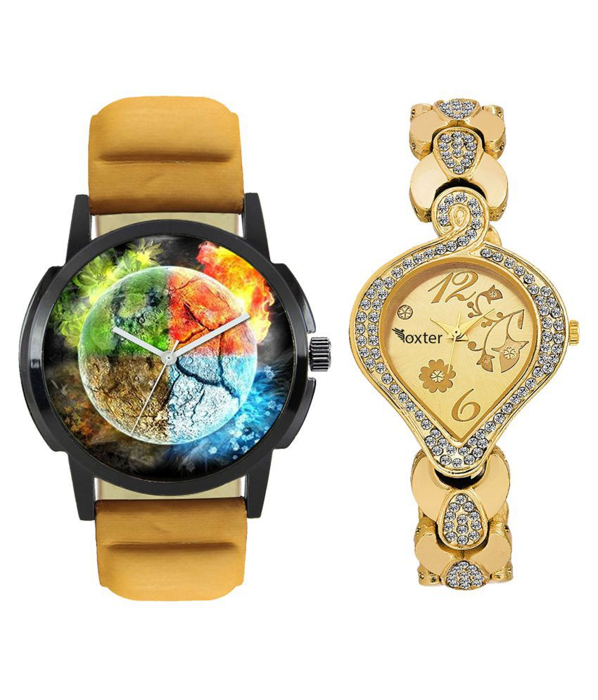 SAVING STORE VALENTINE SPECIAL COUPLE WATCH