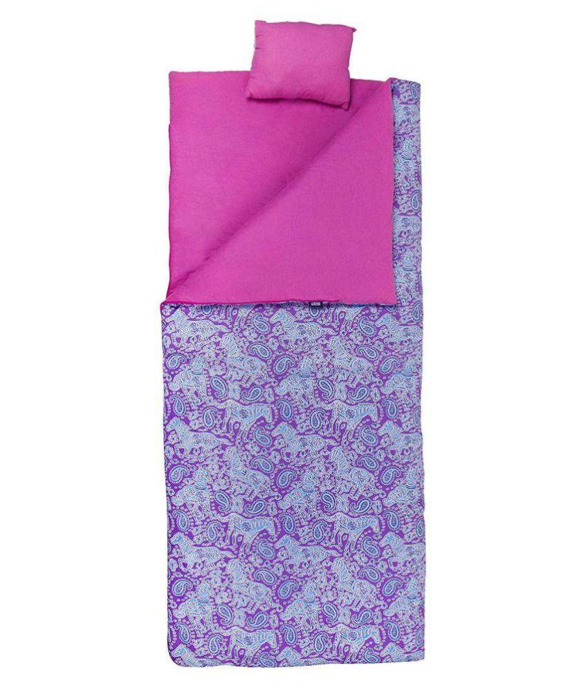 Wildkin Cotton Sleeping Bags ( 167 cm × 76 cm)