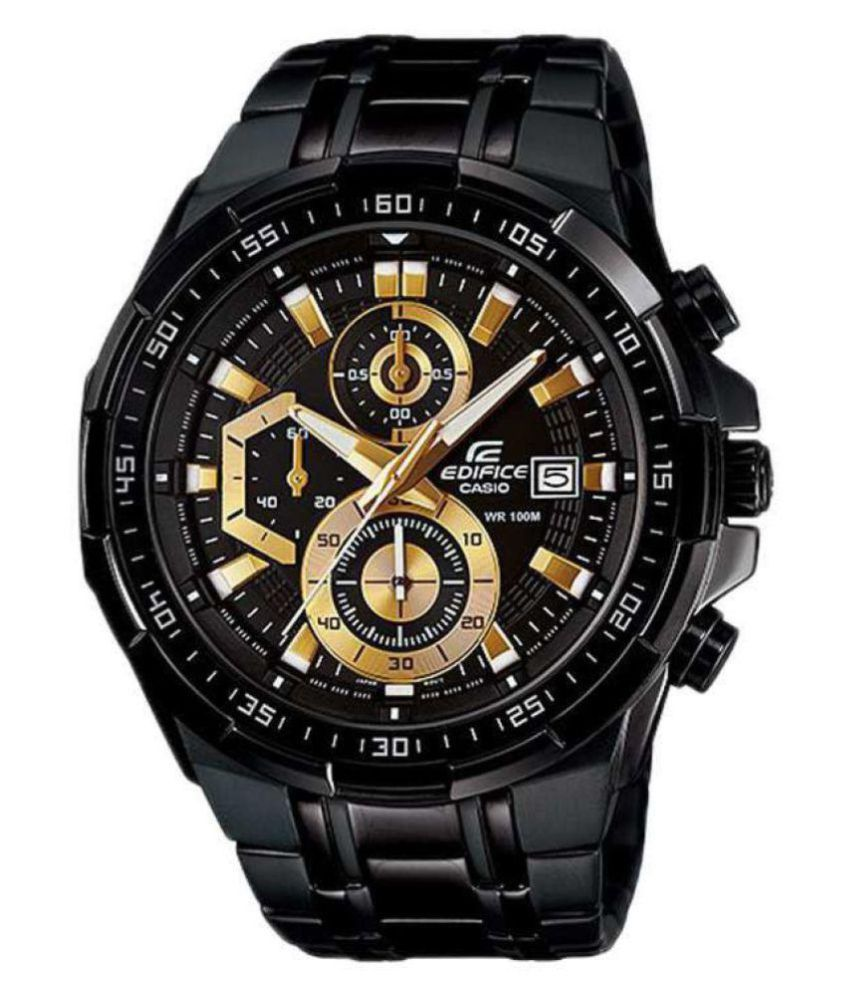 bb3561bcc42441 Men Fashion EFR539B Stainless Steel Chronograph Watch - Buy Men Fashion  EFR539B Stainless Steel Chronograph Watch Online at Best Prices in India on  Snapdeal