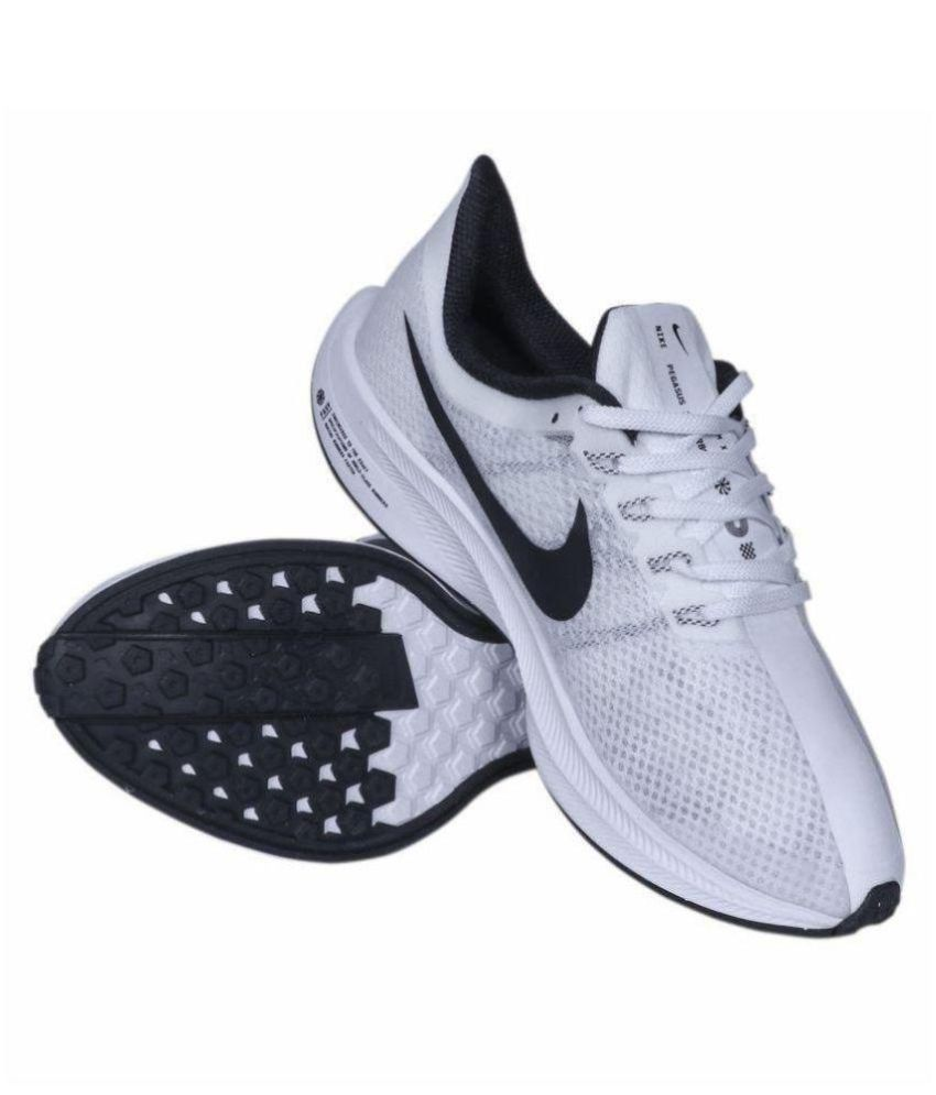 e7404a8d5be Nike 2018 ZOOM X PEGASUS 35 TURBO Running Shoes White  Buy Online at ...