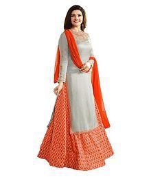4915fbacaf6 Semi Stitched Lehenga  Buy Semi Stitched Lehenga for Women Online at ...
