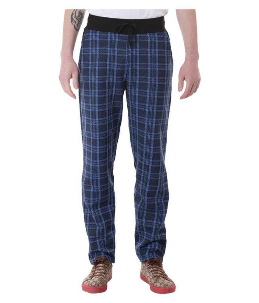 KAYU Multi Woolen Trackpants Pack of 1