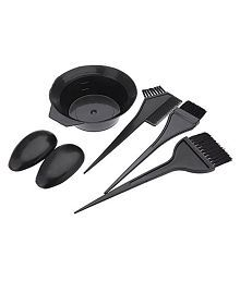 Hair Coloring Dye Brush Comb Bowl Set Salon Hair Tint Tool