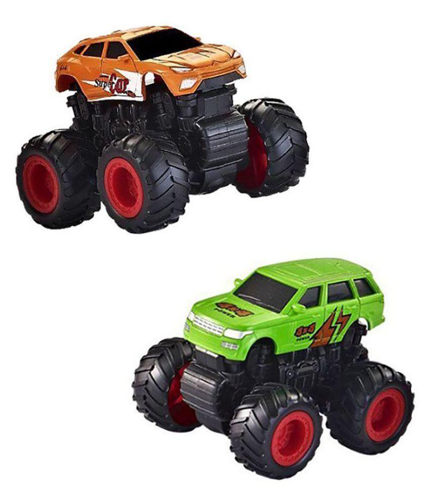 Jenil International Big Wheels Children Inertial Off-Road ...