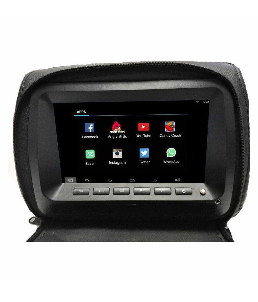 Technova Android Monitor Single DIN Car Stereo: Buy