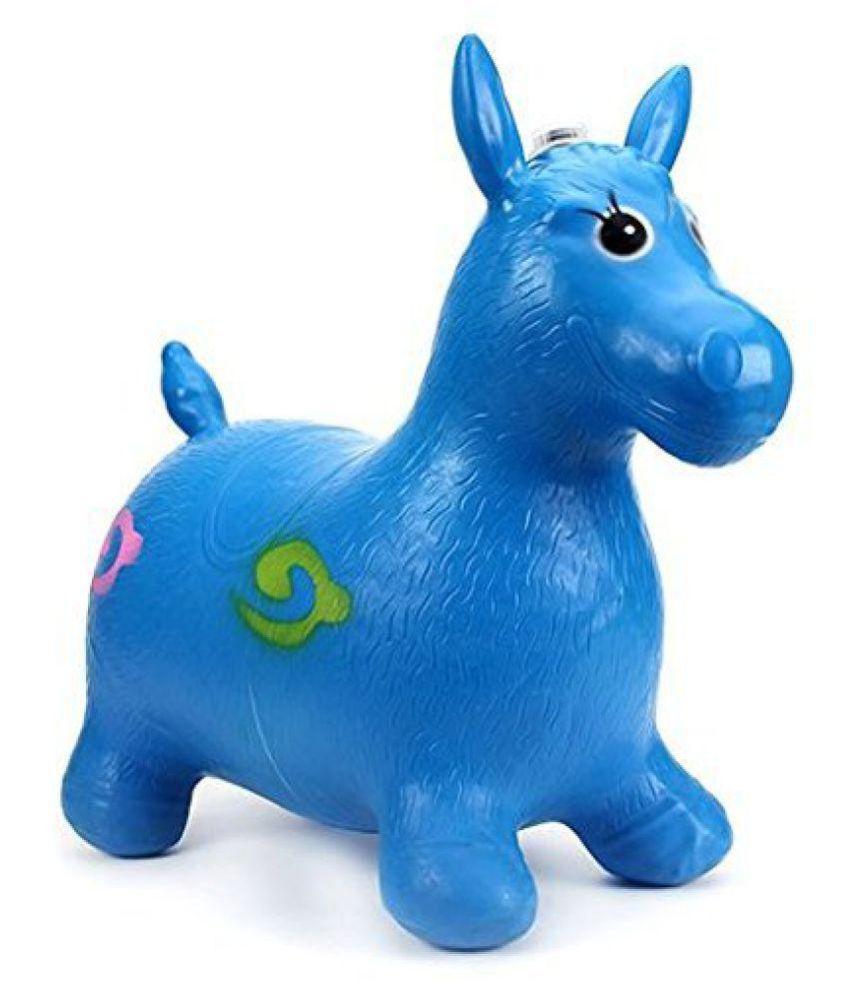 51b568a95 ANG Inflatable Jumping Horse