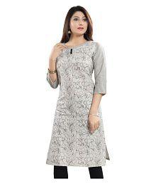 331343c6f4d Cotton Kurtis  Buy Cotton Kurtis Online at Best Prices in India on ...