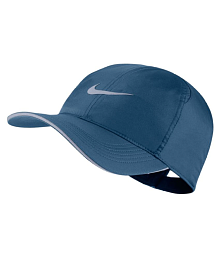 Quick View. Nike Blue Printed Polyester Caps 98a6e7ec3ee