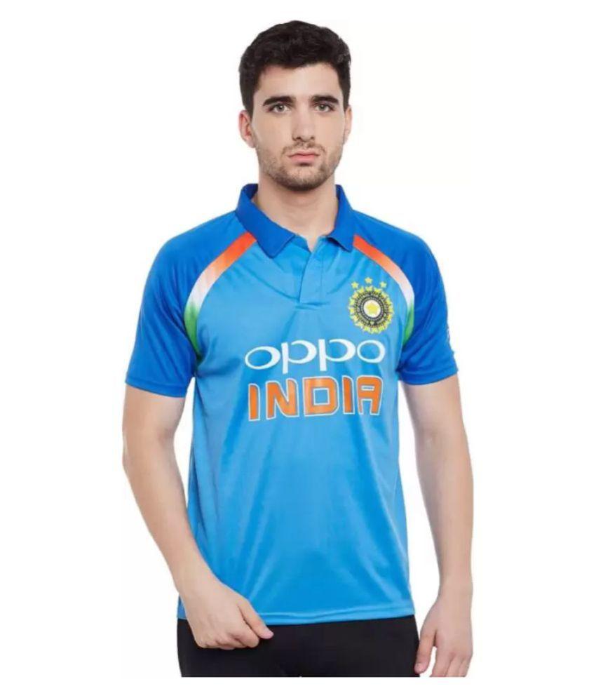 INDIA ODI Cricket Jersey - 2018/19