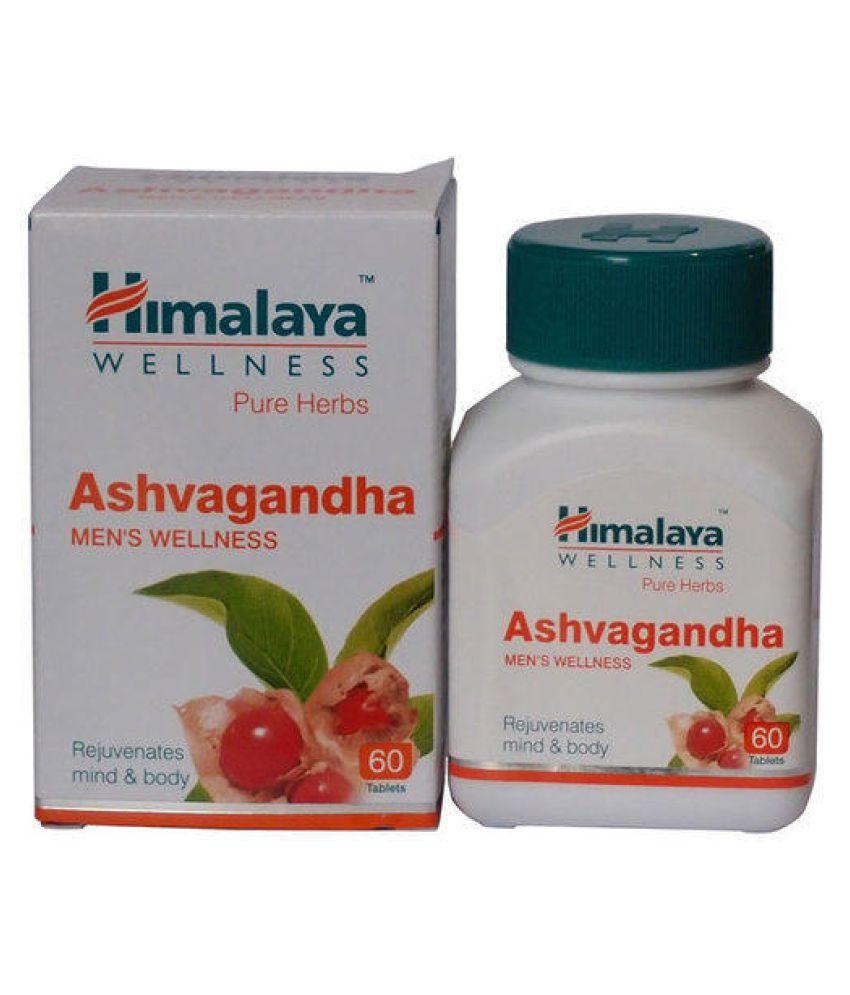 Himalaya Wellness Ashwagandha Tablet 240 no.s Pack Of 4