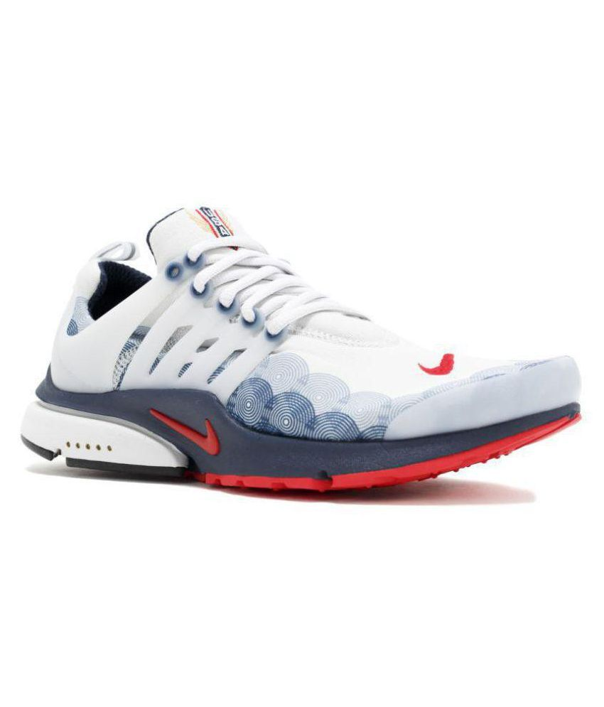 6b1cefbde7f NIKE 2019 NIKE AIR PRESTO Running Shoes White  Buy Online at Best ...